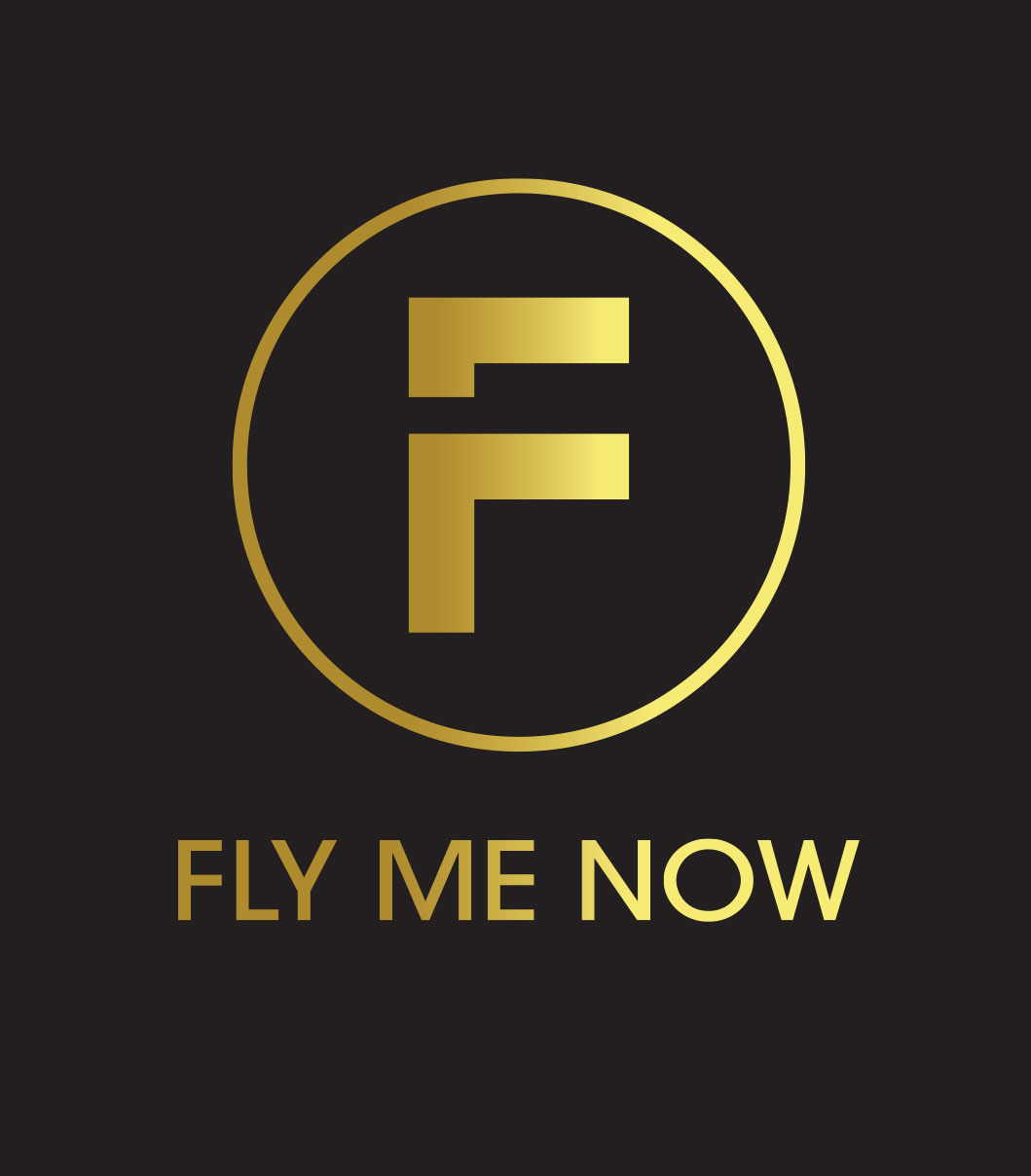 Fly Me Now Logo
