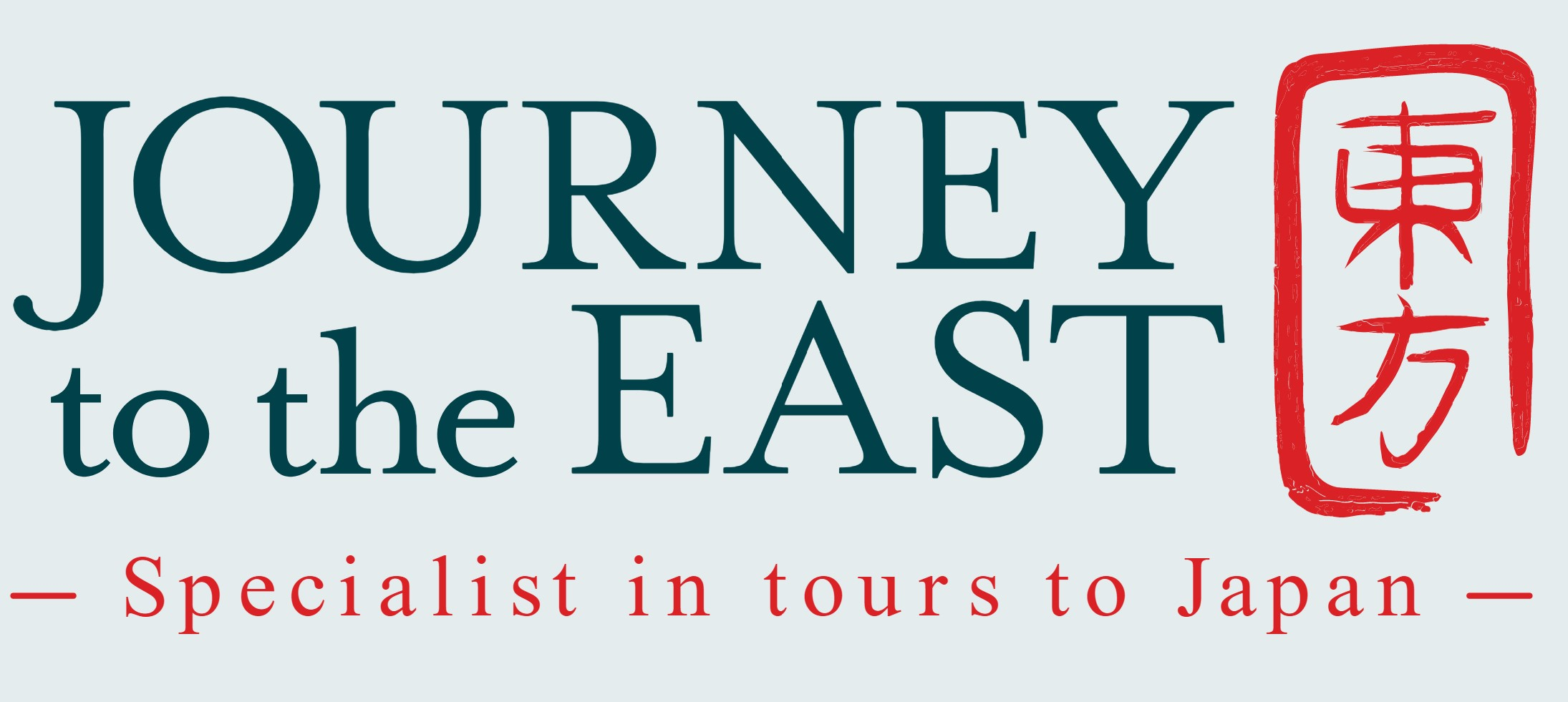 Journey to the East Logo