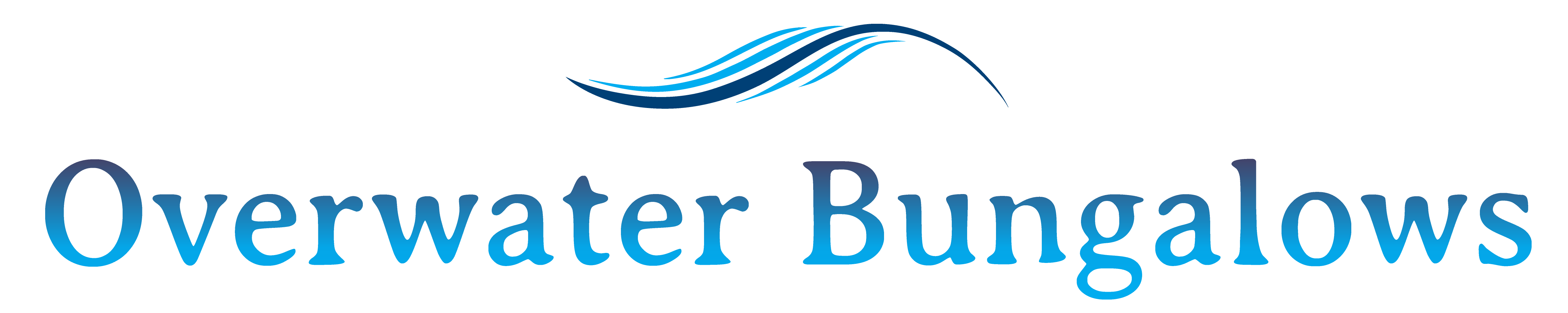Overwater Bungalows Logo