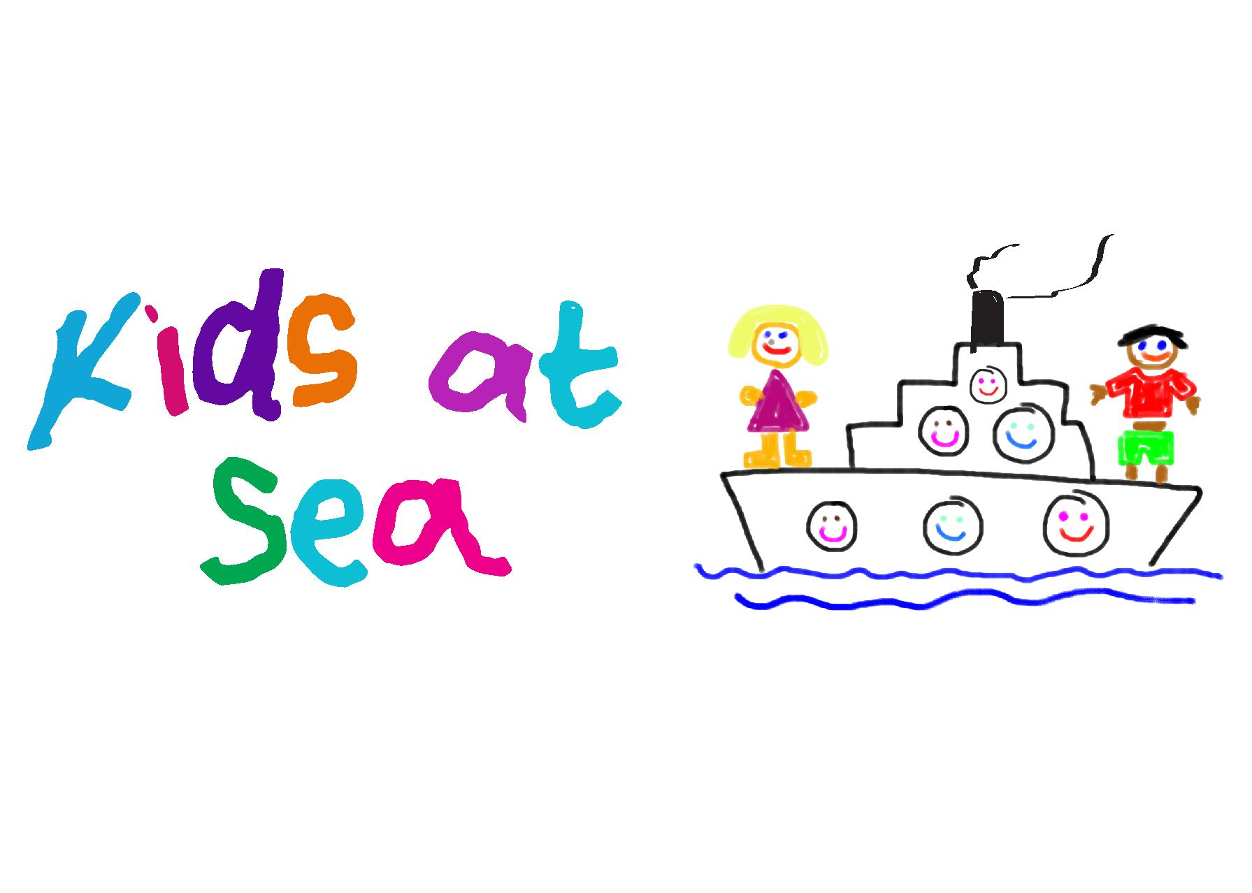 Kids at Sea Logo