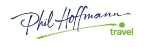 Phil Hoffmann Business Travel Logo