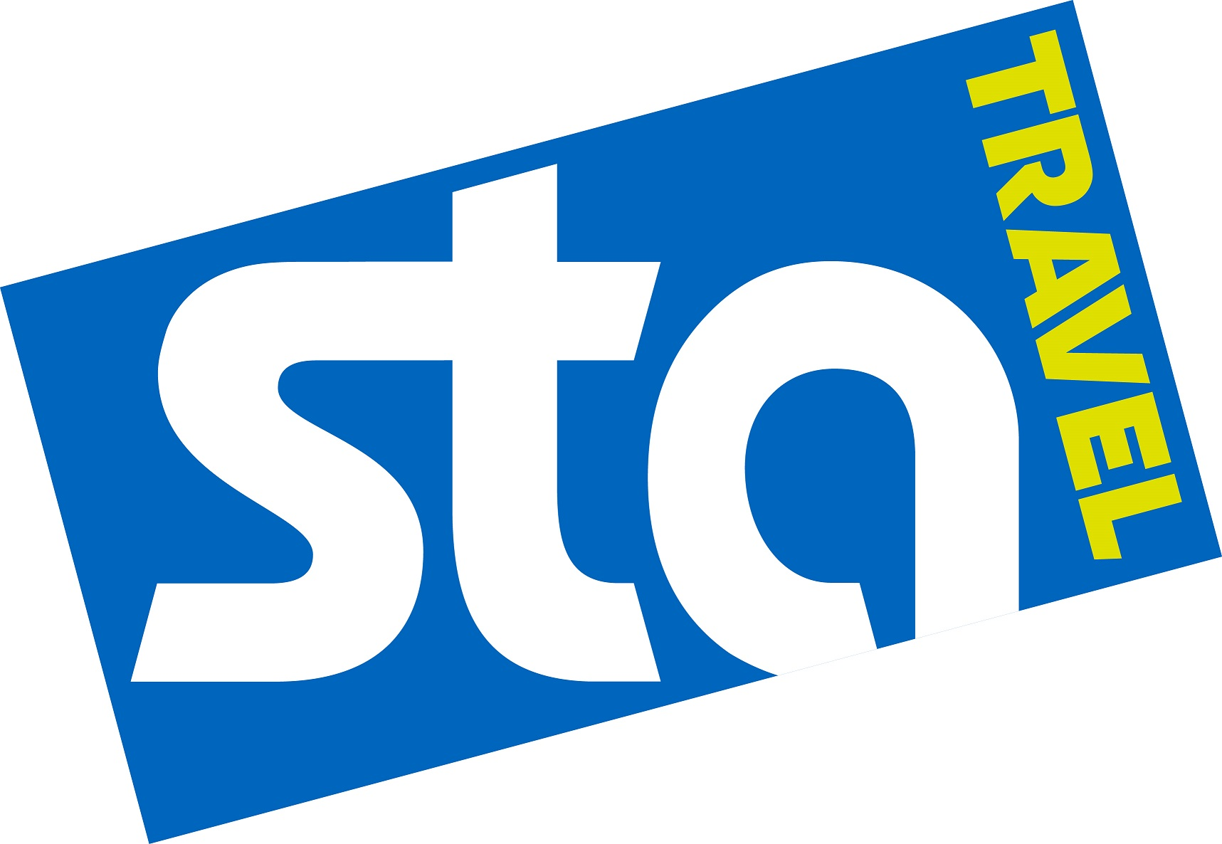 STA Travel (Pacific Fair) Logo