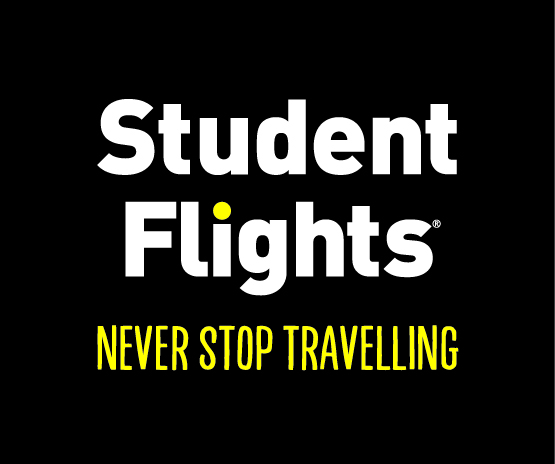 STUDENT FLIGHTS ALBERT STREET Logo